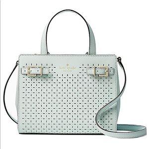 Mint Kate Spade handbag